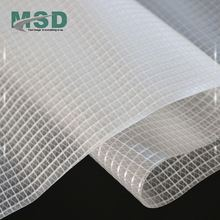 Laminated Fabrics Waterproof And Uv Resistant Pvc Laminated Mesh Fabric