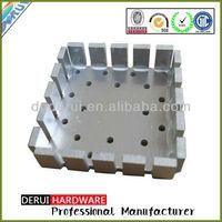 Aluminum heatsink extrusion product