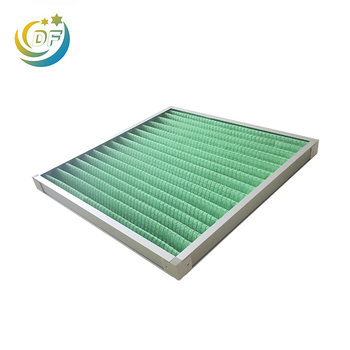 High-performance pleated furnace filters merv filter 8 air 14x25x1