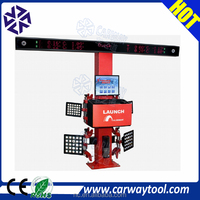 3D wheel aligner& wheel aligner & used wheel balancing machine for repair shop, 4S shop and tire shop