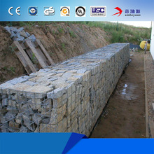 hexagonal gabion basket sizes 2m x 1m x 1m retaining wall