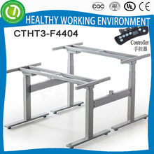 Healthy Studio Height adjustable two peoples desk frame