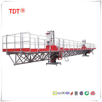 building construction tools and equipment, mast climbing work platform, mast climber