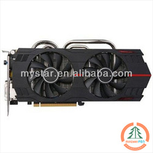 Portable graphic card 2048MB GDDR5 GTX 760 geforce 256bit graphics card