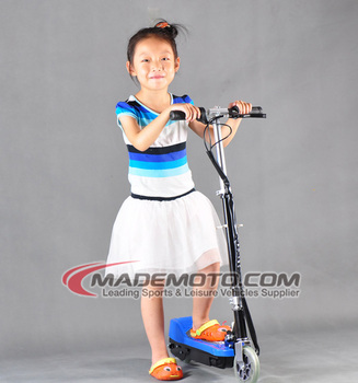 easy folding kids e-scooter controller for girls gift from e smart scooter factory