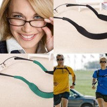 DHL Free Shipping Neoprene Sunglasses Eyeglasses Glasses Eyewear Cord Outdoor Sports Band Strap Head Band Floater Cord