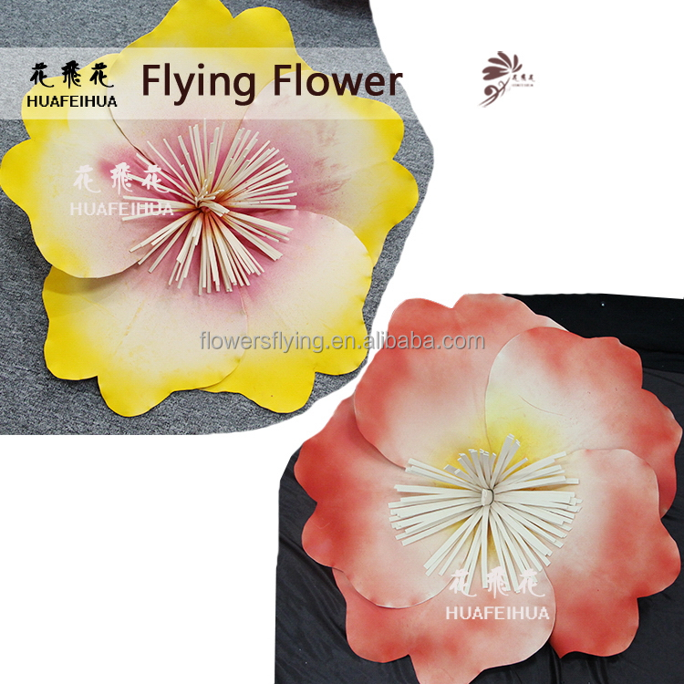 Practical High quality artificial flowers to decorate the walls