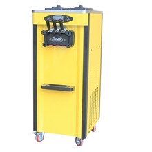 2017 hot sale type table top type ice cream machine for sale