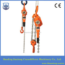 0.75 t hand operated lever block/ hoist
