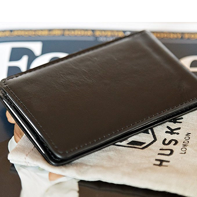 Men's Luxury Small Leather Goods and Wallets Card Wallet for Men