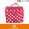 2016 cheap price square shape polyester washbag for travel