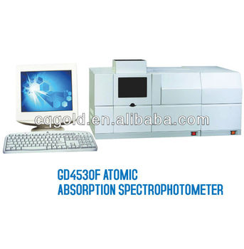 Mineral Analysis Instrument Atomic Absorption Spectrophotometer For Element Analyzer