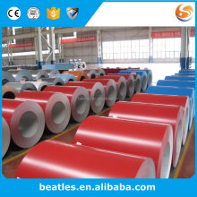 Top brand steel manufacturing ppgi coil prepainted galvanized steel