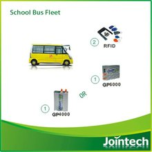 School Bus tracking system with Realtime GPS Tracking system