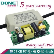 CE CCC TUV SAA BIS Approved DC 20-43V Constant Current Led Power Driver 12W 300mA