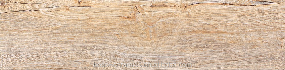 china supplier 3D flooring 15x60cm wood look ceramic floor tile