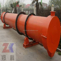 Reliable quality sawdust rotary drum dryer