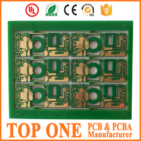 Mini segway printed board Quickturn electronic hasl 94v0 FR4 high qualty material PCB board