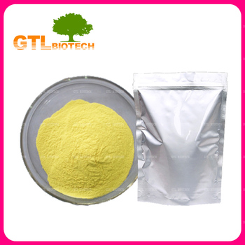 Factory Sale Pure Natural Sophora Japonica Extract Genistin Powder Purity 98%