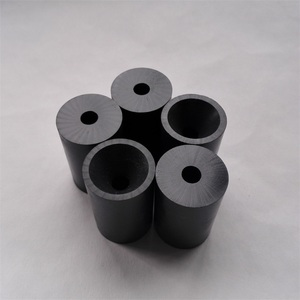 Tungsten carbide, boron carbide sand blasting nozzles
