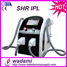 Professional hair removal IPL SHR machine/IPL SHR OPT machine /ipl opt device for permanent hair