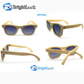 Brightlook wholesale wood polarized high quality sunglasses