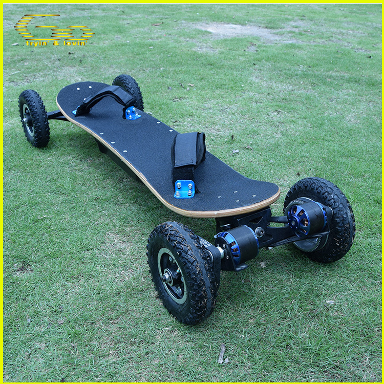 Evolve great power brushless motor electric skateboard 3600w