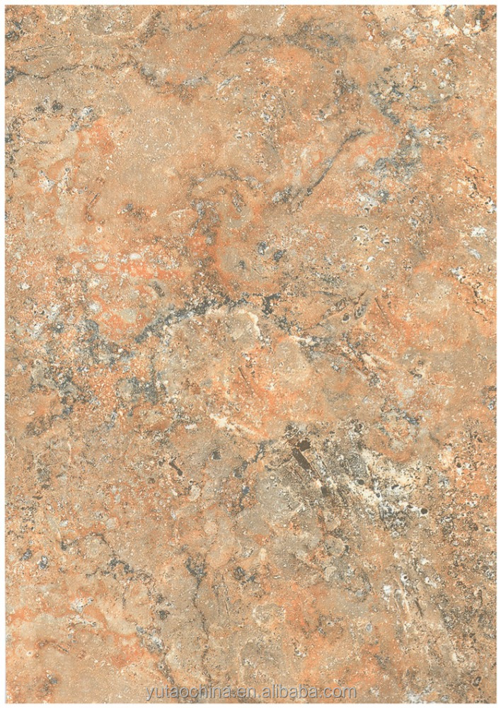 YT9116 marble pattern melamine paper for decorative laminates