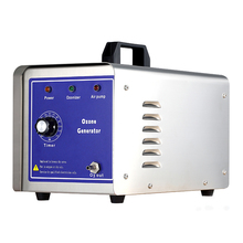 Mobile ozone generator Output Ozone 3g 5g ozone sterilizer for keeping air pure