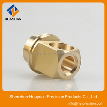 ISO 9001 factory supply cnc turning services/small turned parts/brass/aluminum
