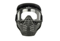 Manufacture MIlitary Tactical War Game Protective Mask / Wholesale Airsoft Paintball Safety Protection Face Mask With Goggle