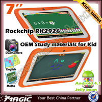 Nice rockchip rk2926 android 4.1 tablet pc 7 inch sale