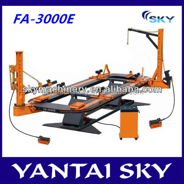 frame machine for sale/car chassis straightening bench/names for mechanical workshop