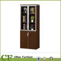 Office wood melamine filing storage locking file cabinet