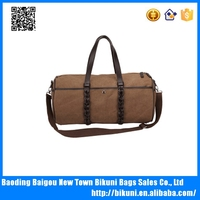 Most popular in the United Station wholesale canvas travel bag duffel bag with high quality