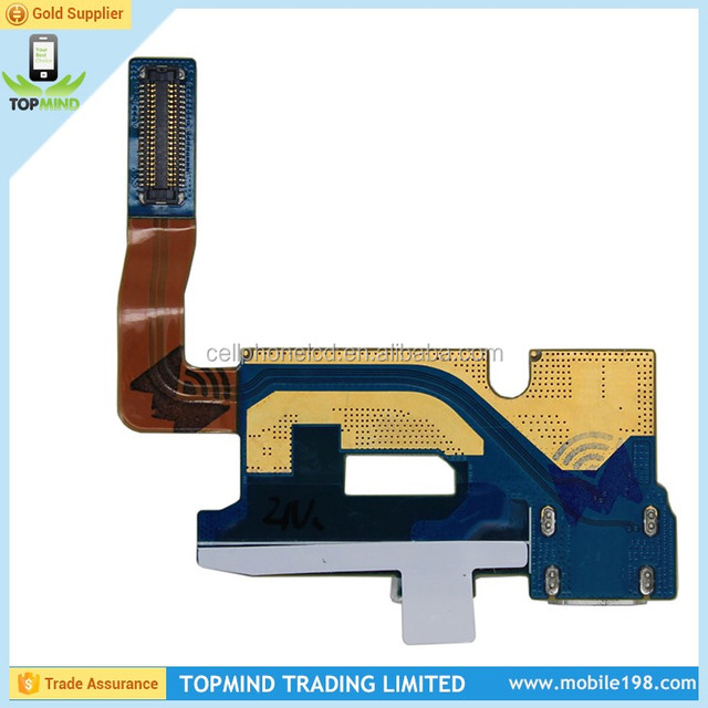 Mobile Phone Parts for Samsung Galaxy Note II SPH-L900 Charging Port Flex Cable
