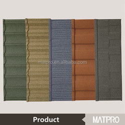 light weight building materials roof tiles sheet metal price