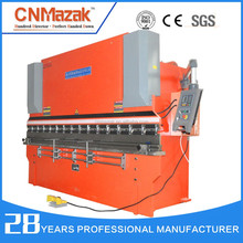 MTR metal sheet stainless steel plate cnc hydraulic press brake machine WC67k-250T3200