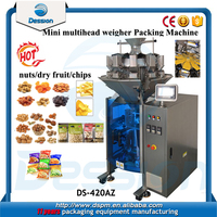 2 in 1 Automatic dry fruits pouch packing machine