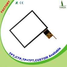 Surface capacitive touch screen,touch lcd panel 10.4""