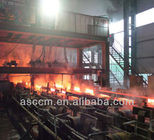 Lastest slab continuous casting machine(ccm)