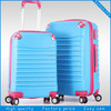 ABS PC men women abs pc trolley case 20 24 set travel bag luggage