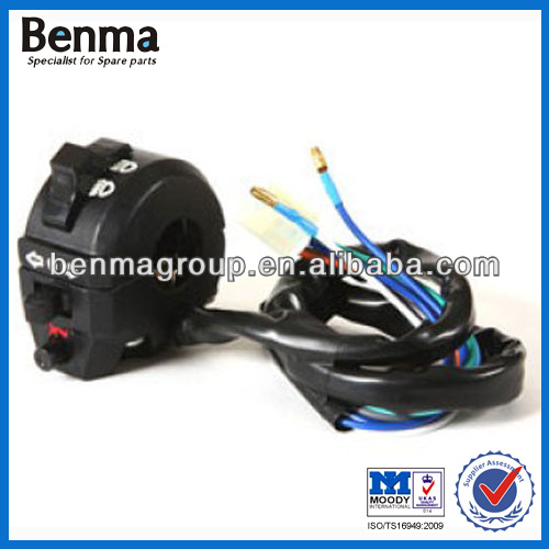 Best CG125 Motorcycle Left Switch, Good Quality Motorcycle Left Switch for CG125, Long Service Life!!!