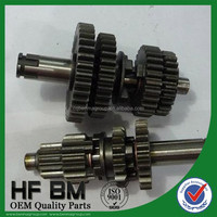 70CC Motorcycle Parts High quality The main shaft assembly, 70cc main shaft