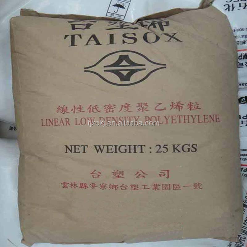 Taisox virgin recycled LLDPE plastic granules for cup,bottle,bag