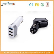 5.1A Triple USB Car Charger With powerful IC Technology
