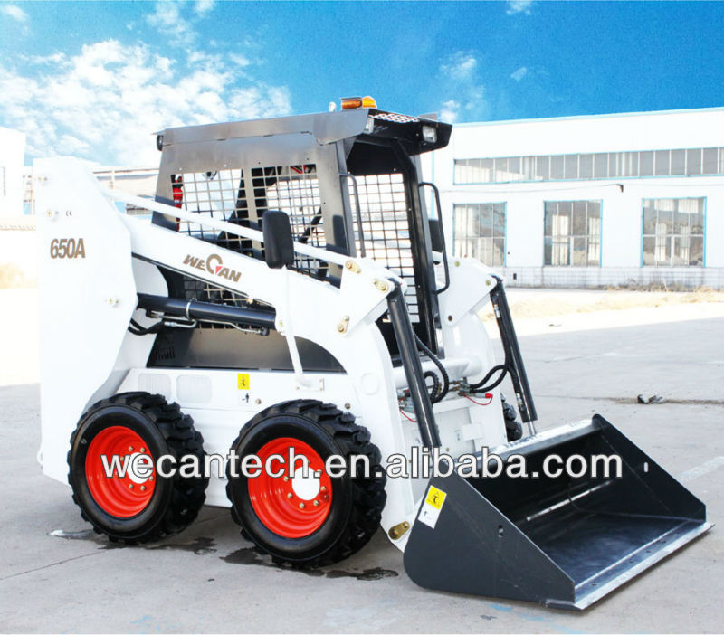 Old Qualified Skid Steer Loader Manufacture Supplier Factory
