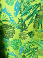 65% polyster/ 35% cotton printed fabric