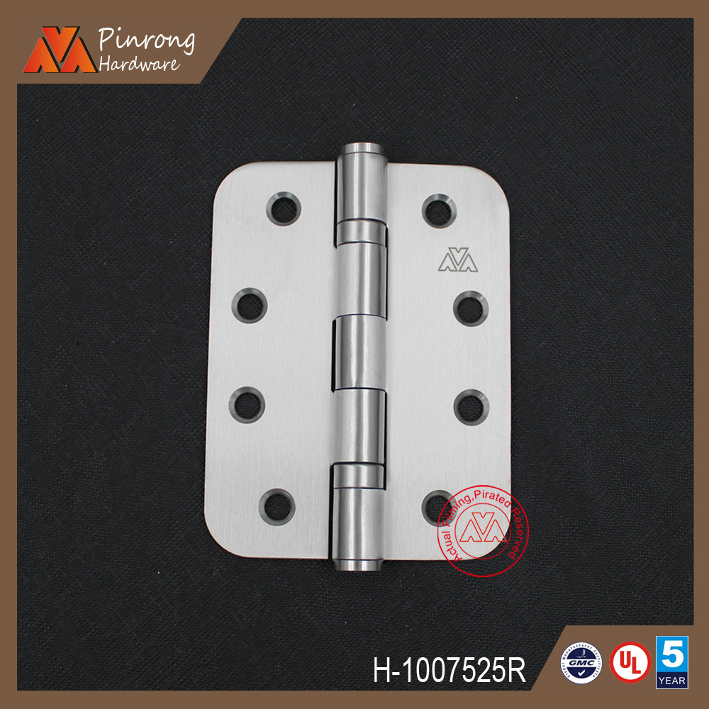 4 inch solid stainless steel high grade ball bearing quiet unique China hinges for wooden & metal doors