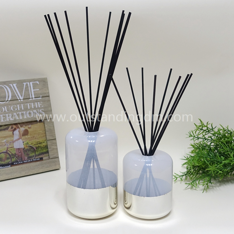 Home Fragrance Oils Reed Diffuser Glass Bottle Gift Set